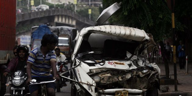 An Easily Explained Discrepancy Delayed India's Official Road Accident Data By Five