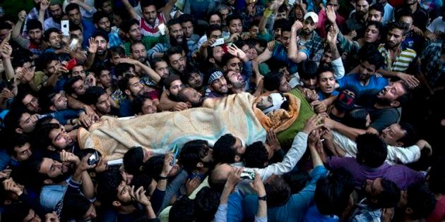 59 Youths Joined Militant Ranks Post Burhan Wani's Killing, Claims J&K