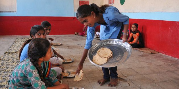 There Is A Place For Aadhaar, But The Mid Day Meal Is Not