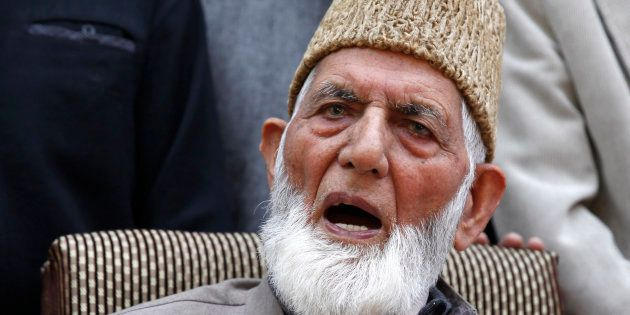 No Rules Bent To Give Govt Job To Syed Ali Shah Geelani's Grandson, Say