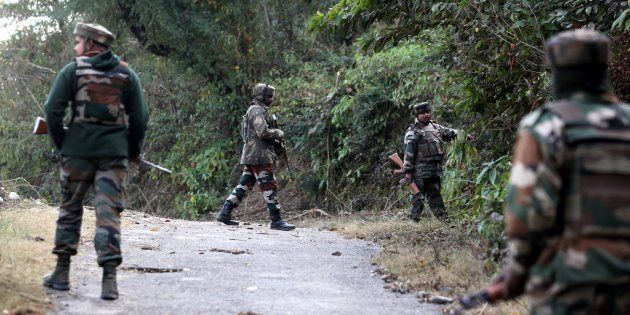 One Policeman, Two Militants Killed In 15-Hour-Long Encounter In J&K's