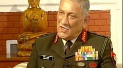 Indian Army Ready For War, But Will Maintain Peace As Far As Possible, Says Army Chief Bipin