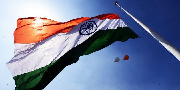 India's Tallest Flag Post Installed Near Attari