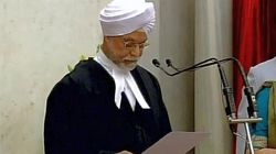Justice Jagdish Singh Khehar Sworn In As The Chief Justice Of