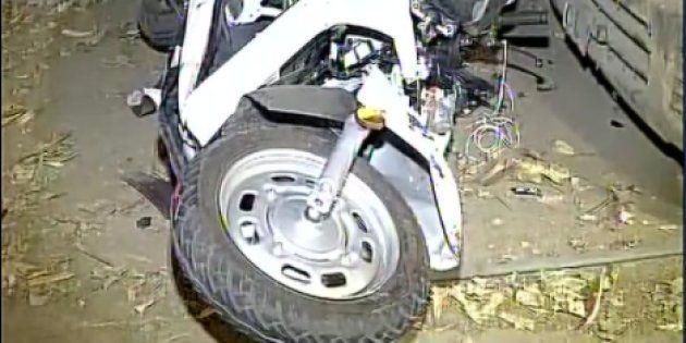 Speeding Mercedes Kills 17-Year-Old In Delhi's Paschim