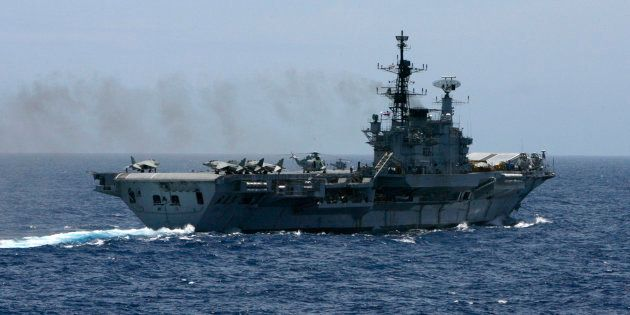 INS Viraat, Oldest Aircraft Carrier, Retires
