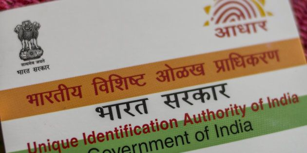 New Data Leak Hits Aadhaar -