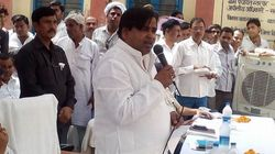Rape-Accused UP Minister Gayatri Prajapati's Aide