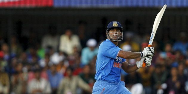 M.S. Dhoni Steps Down As Captain Of India's ODI And T20I