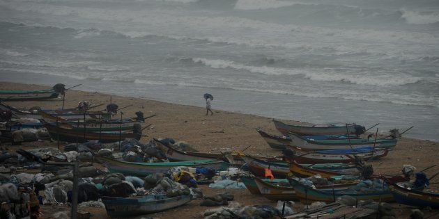 Sri Lankan Navy Shoots At Indian Fishermen Off The Coast Of Tamil Nadu, One