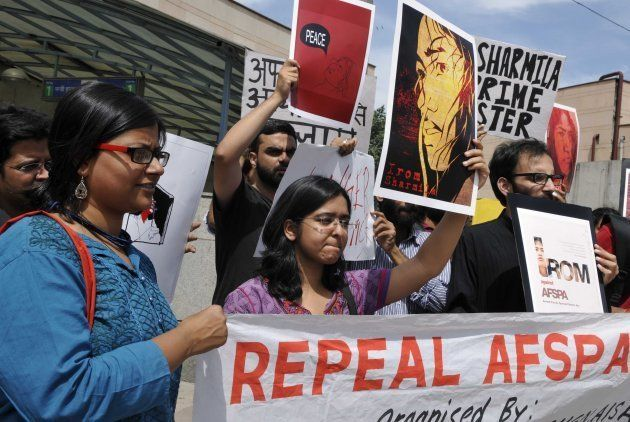 AFSPA Is Lifted in Meghalaya And Parts Of Arunachal Pradesh; What About Manipur And
