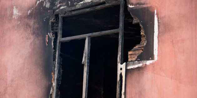 Mob Burns Down Police Station In Meghalaya After Police Firing Injures