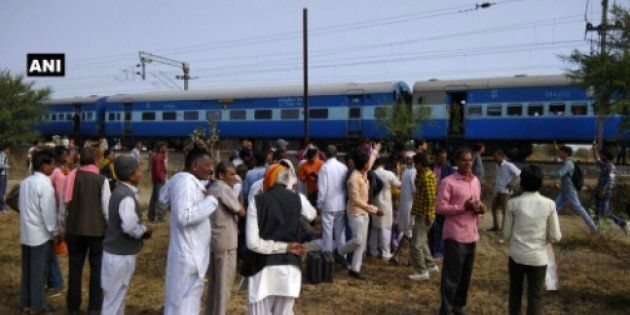 Over 9 Injured In Blast In Bhopal-Ujjain Passenger