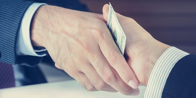 69% Indians Have To Pay Bribes, Highest Rate In Asia-Pacific