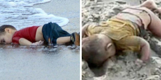 What The Heartbreaking Photograph Of A Rohingya Muslim Boy Tells Us About