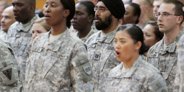 US Army Issues New Regulations To Allow Turbans, Beards, Hijabs For Servicemen At