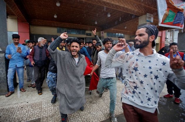 5 Civilians Killed In Kashmir As Indian Troops Opened Fire On