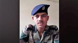 Another Army Jawan Posts Video On Social Media, Slams The 'Sahayak'