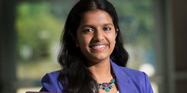 Michelle Obama Selects Indian-American Swetha Prabakaran For Education