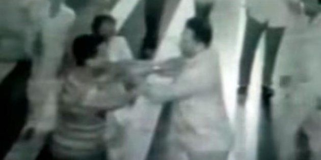 Case Against BJP MP Ananth Kumar Hegde For Assaulting Two