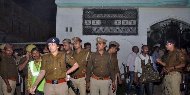 One Terror Suspect Shot Dead, Five Arrested Following Ujjain Train Blast, In 'ISIS-Inspired'