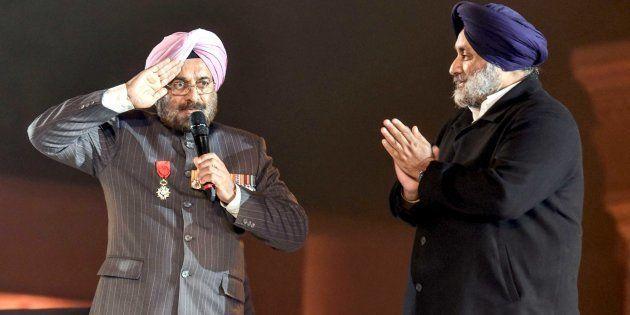 Ex-Army Chief JJ Singh Joins Shiromani Akali Dal Ahead Of Punjab