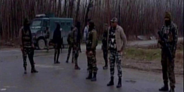 Over 3 Militants Reportedly Hiding In J&K's Pulwama, Gun Battle