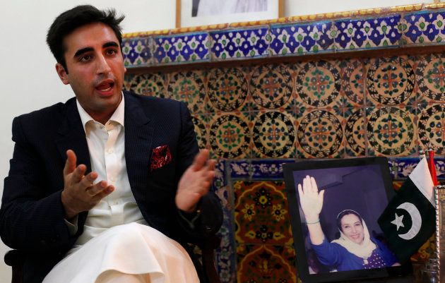 With Bilawal Butto Zardari As Its Face, Pakistan's Only Major Left-Leaning Party Is Seeking A Revival...