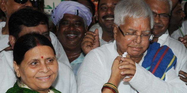 Shah Jahan Built The Taj Mahal For His Wife, But Lalu Ji Gave Me The Real Taj, Says Rabri