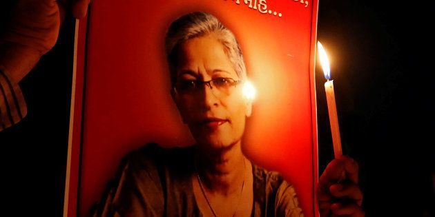 SIT Finds Links To Hindutva Outfits In Gauri Lankesh Murder