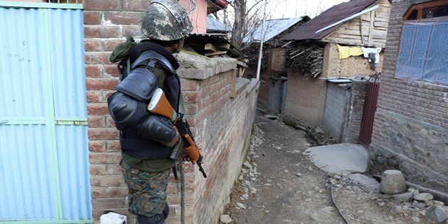 One Terrorist Reportedly Killed In Pulwama Encounter: