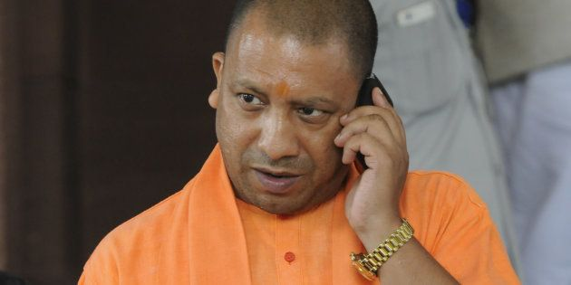 Yogi Adityanath Is Unhappy With The BJP And That's Not Good News For The Party In