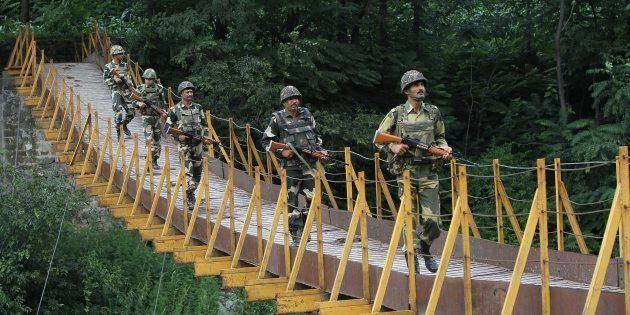 Army Jawan Killed In Ceasefire Violation In J&K's Poonch