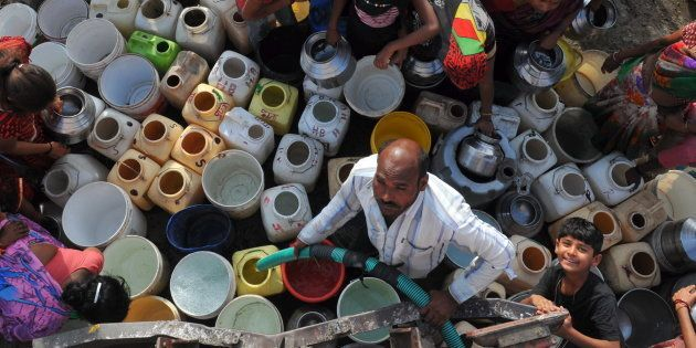 Half Of India's Population Does Not Have Access To Safe Water: Niti