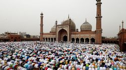 PHOTOS: Politicians United, Mass Prayers Held -- How India Celebrated Eid