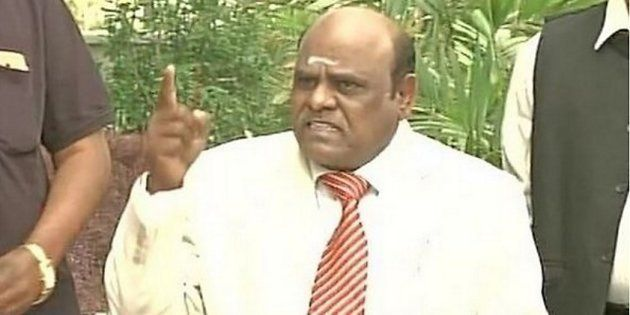 Legal Experts Are Dismayed At The Harsh Turn Of Events In Justice Karnan's