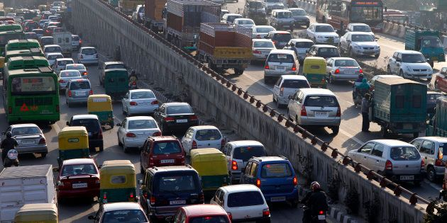Why 'Car Control' Is Essential To Fight Pollution In
