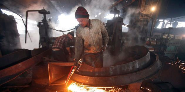 India Hits Back At US Tariff Hikes With Higher Import Duties On Steel, Iron And Farm