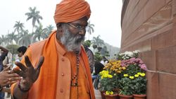 EC Notice Against BJP MP Sakshi Maharaj For 'Violating Model Code Of