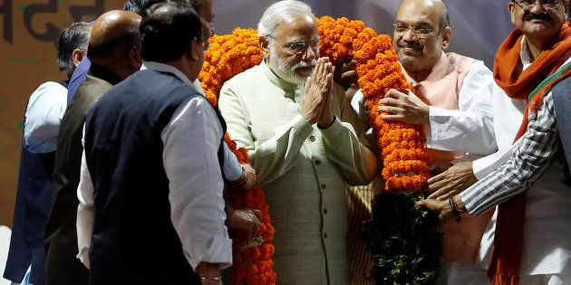The Morning Wrap: BJP's Sweet Taste Of Victory; Muslims Will Get Representation In UP