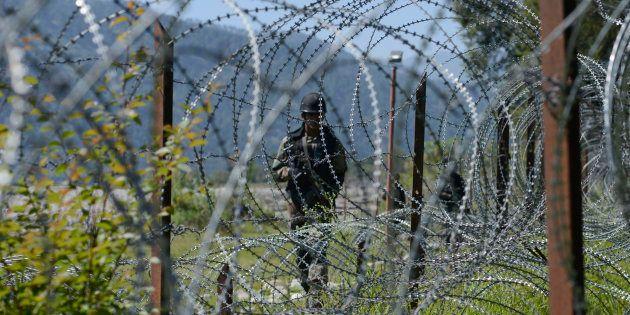 Pakistan Again Violates Ceasefire In J&K's Poonch