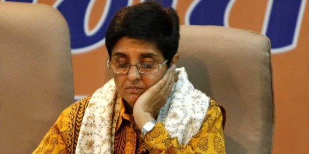 Puducherry Govt Wants Me To Be A Mere Figurehead, Alleges Kiran