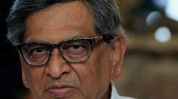 SM Krishna Will Join BJP On March 15, Claims Karnataka BJP President B S