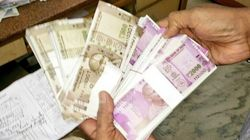 Man Arrested For Trying To Deposit 'Children Bank Of India' Notes Worth ₹9.9 Lakh In
