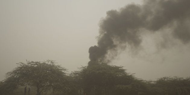 14,800 People Died Prematurely In Delhi In 2016 Because Of Exposure To Air Pollution, Finds