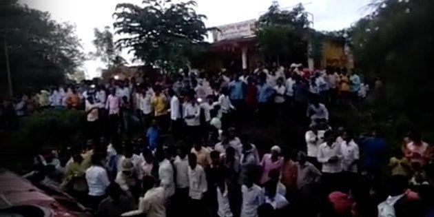 Bidar Lynching: Karnataka Cop Recalls How They Had To Plead With Mob To Save