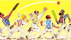 Google Celebrates 140 Years Of Test Cricket With An Old-Fashioned