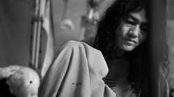 After Manipur Defeat, Irom Sharmila Takes Time Off At A Tribal Settlement In