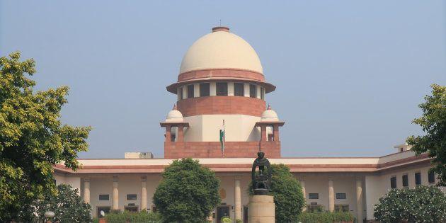 File photo of Supreme Court of