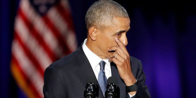 The Morning Wrap: Barack Obama Bids Farewell; Automobile Sales Hit By